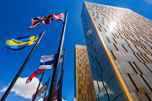 flags nordics