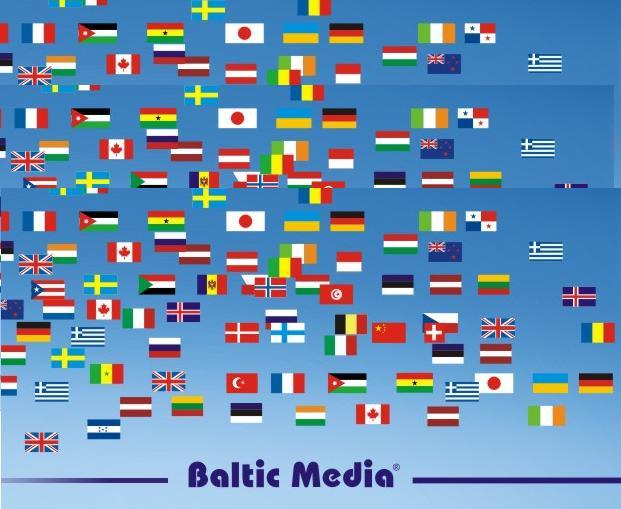 Översättningsbyråer i Nordeuropa.