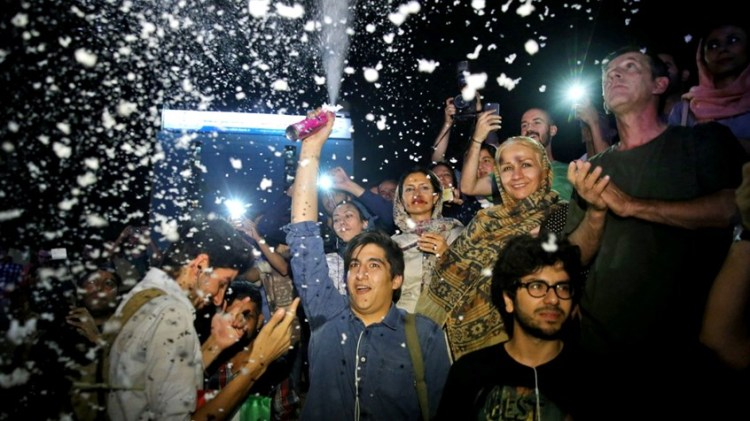 iran firar
