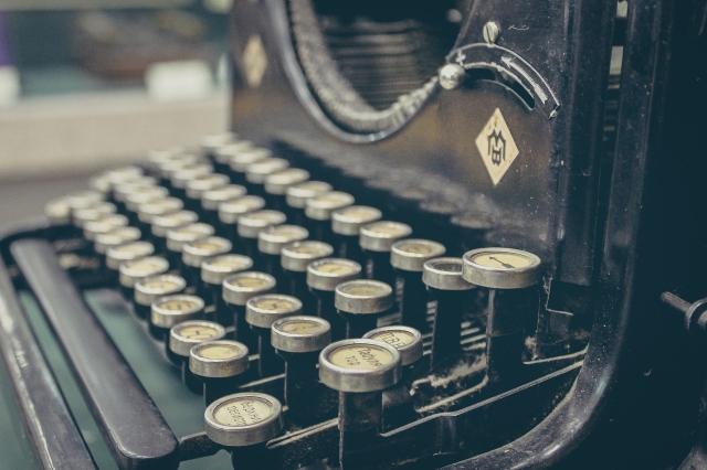 TechnologyTypewriterWordsOriginal