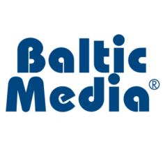 Baltic Media logo