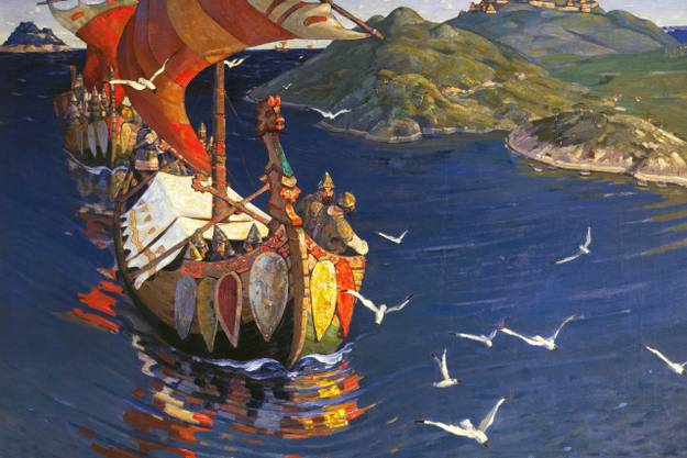 Rerih vikingarna