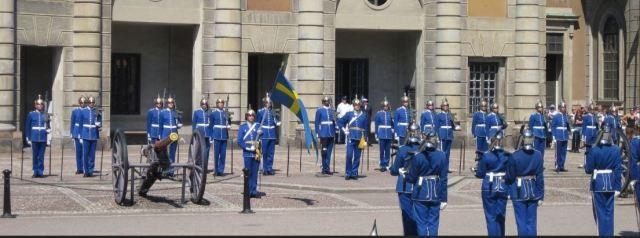 Stockholm Kungahuset 2009