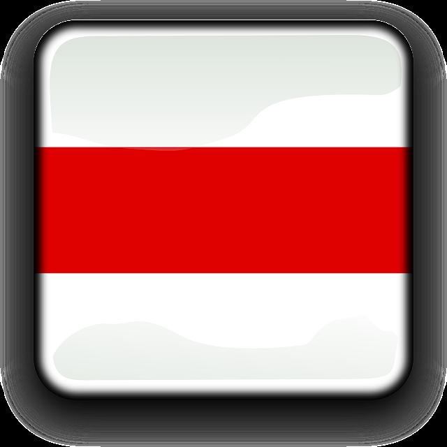 I Belarus är både ryska och vitryska – eller belarusiska som det nu i konsekvensens namn kallas – officiella språk.