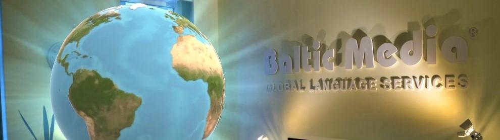 översättningsbyrå Baltic Media